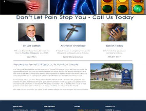 Dr. Art CattafiFennell Chiropractic